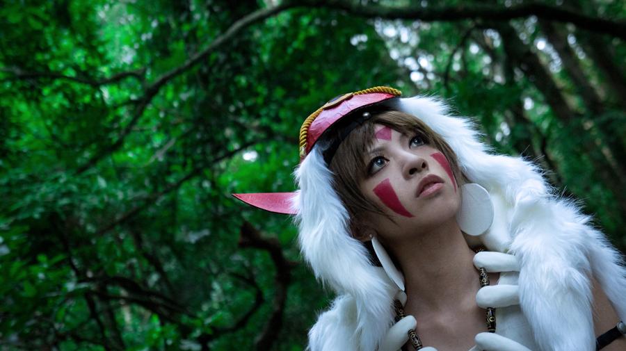 yui930isSan / Princess Mononoke
