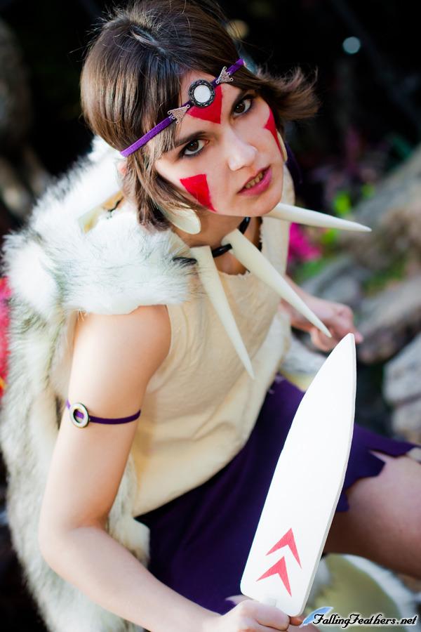lovelyyorangeis San / Princess Mononoke