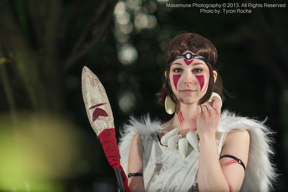 KasuKittyisSan / Princess Mononoke