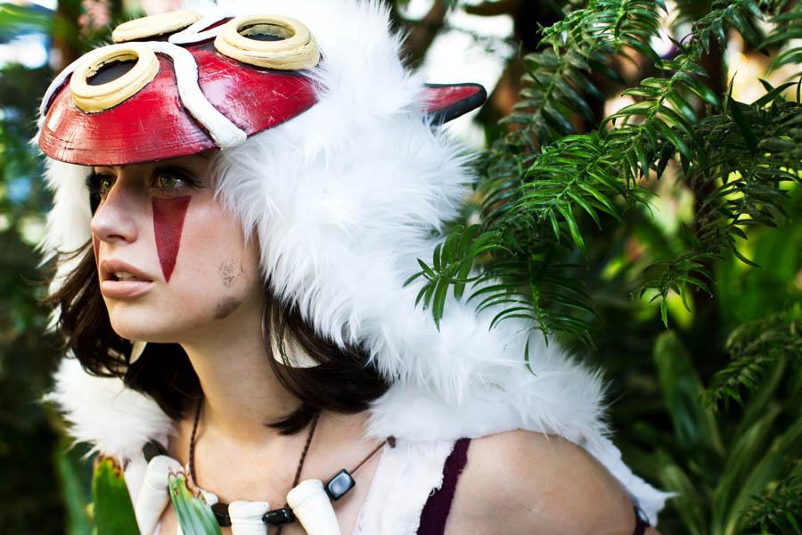 Meagan-Marieis San / Princess Mononoke