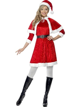 The Miss Santa costume is the perfect accompaniment to keep the busiest man of the season comfortable.  sc 1 st  RoleCosplay.com & The Best Couples Costumes for Christmas - Rolecosplay