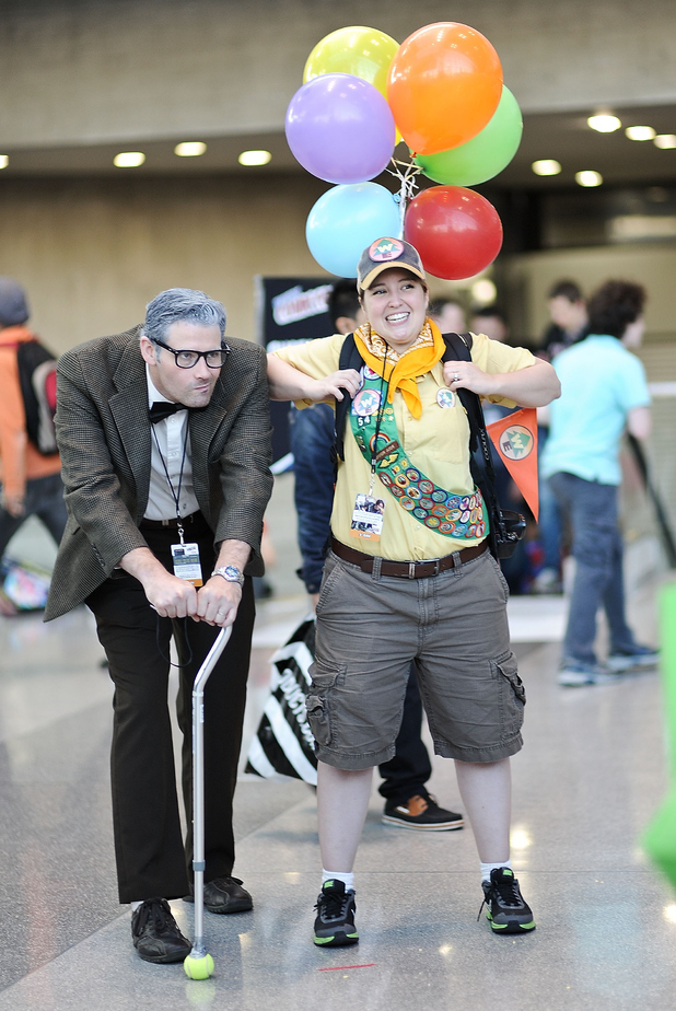 15 amazing cosplay costumes from the 2014 New York Comic ...