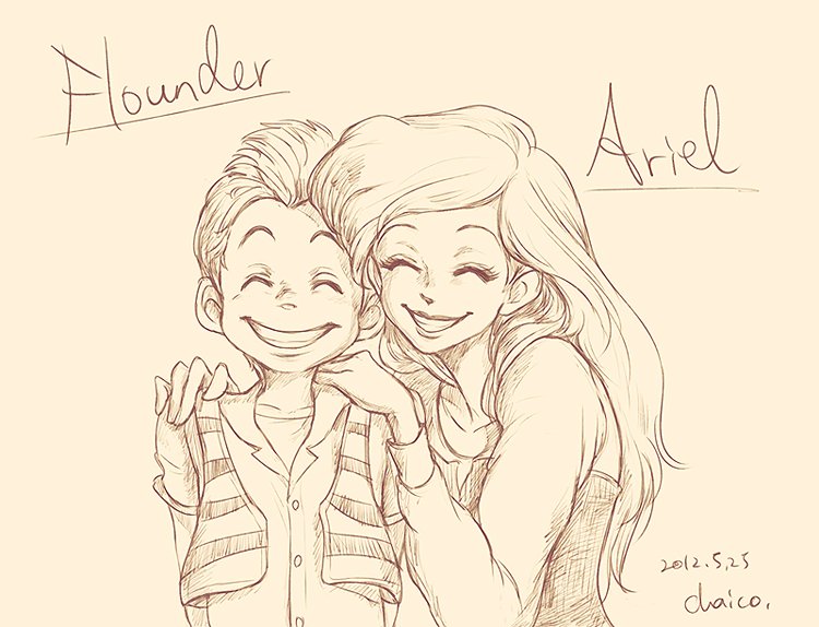 ariel_and_flounder_by_chacckco-d51583c.jpg