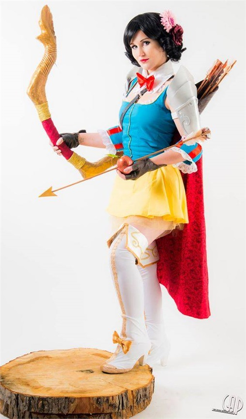 12 Snow White Cosplays