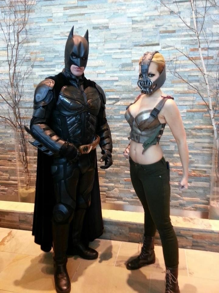 The Legend of The Dark Knight Rises & The Legend of The Dark Knight Rises - Rolecosplay