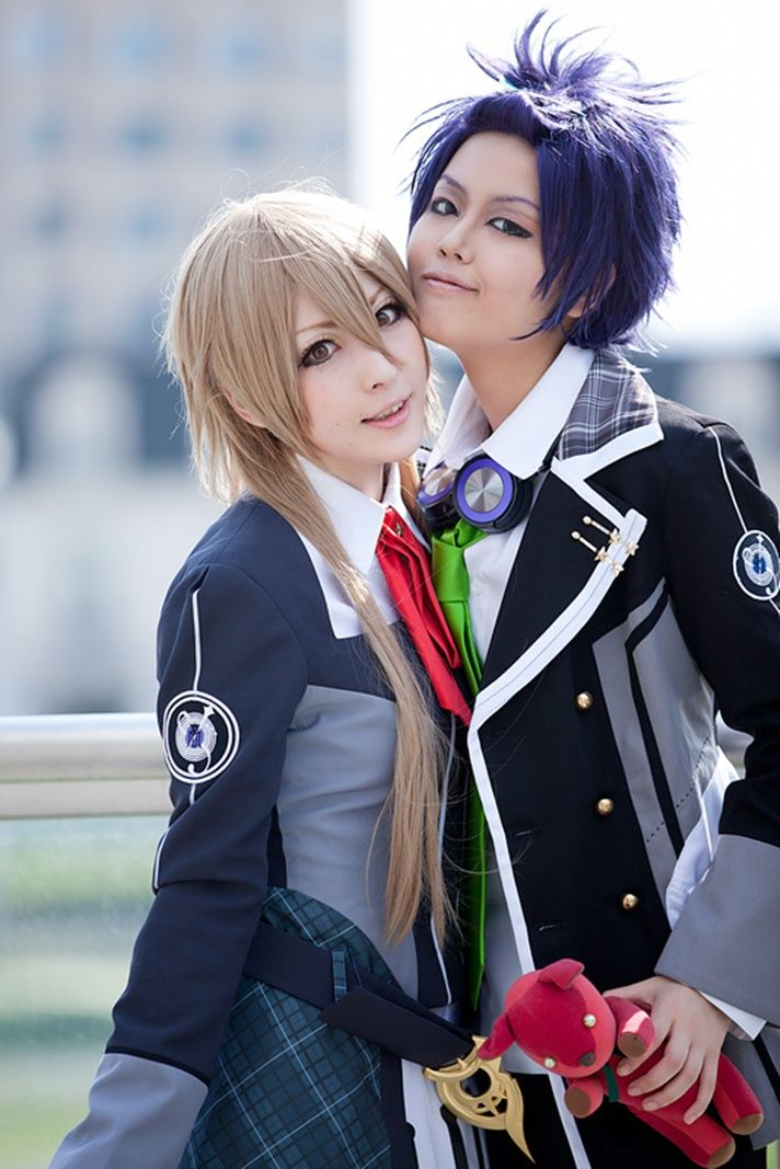Wonderful Photos from All Starry Sky Cosplays