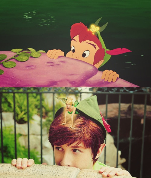 Dressed Like Peter Pan And Never Grow Up Rolecosplay