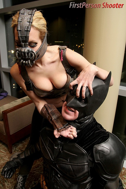 The Legend of The Dark Knight Rises