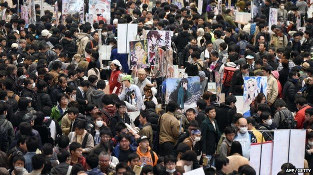 Otaku summit: Half a million fans to attend event in Japan to celebrate anime