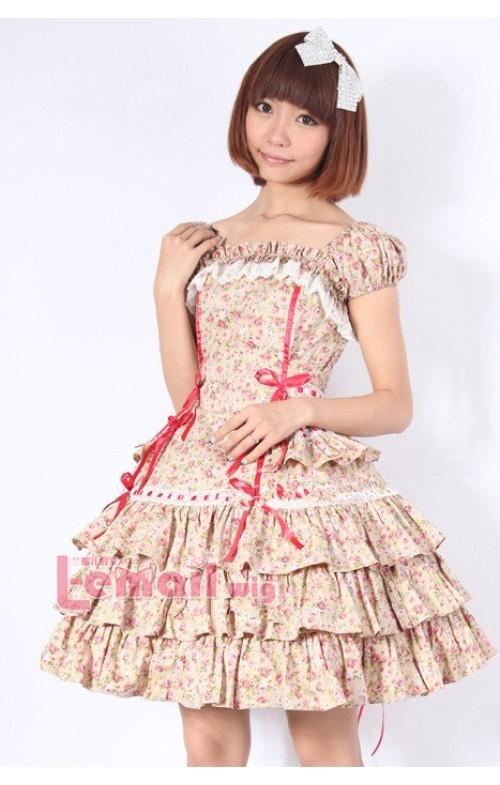 Pretty Lolita Dresses Win the Heart of More Girls