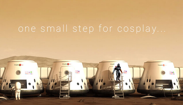 cosplay outer space