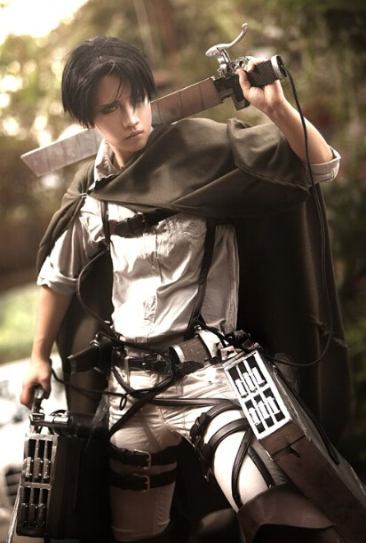 Handsome Captain Levi is Definitely the First Choice to ...
