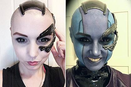 nebula actress no makeup - photo #2