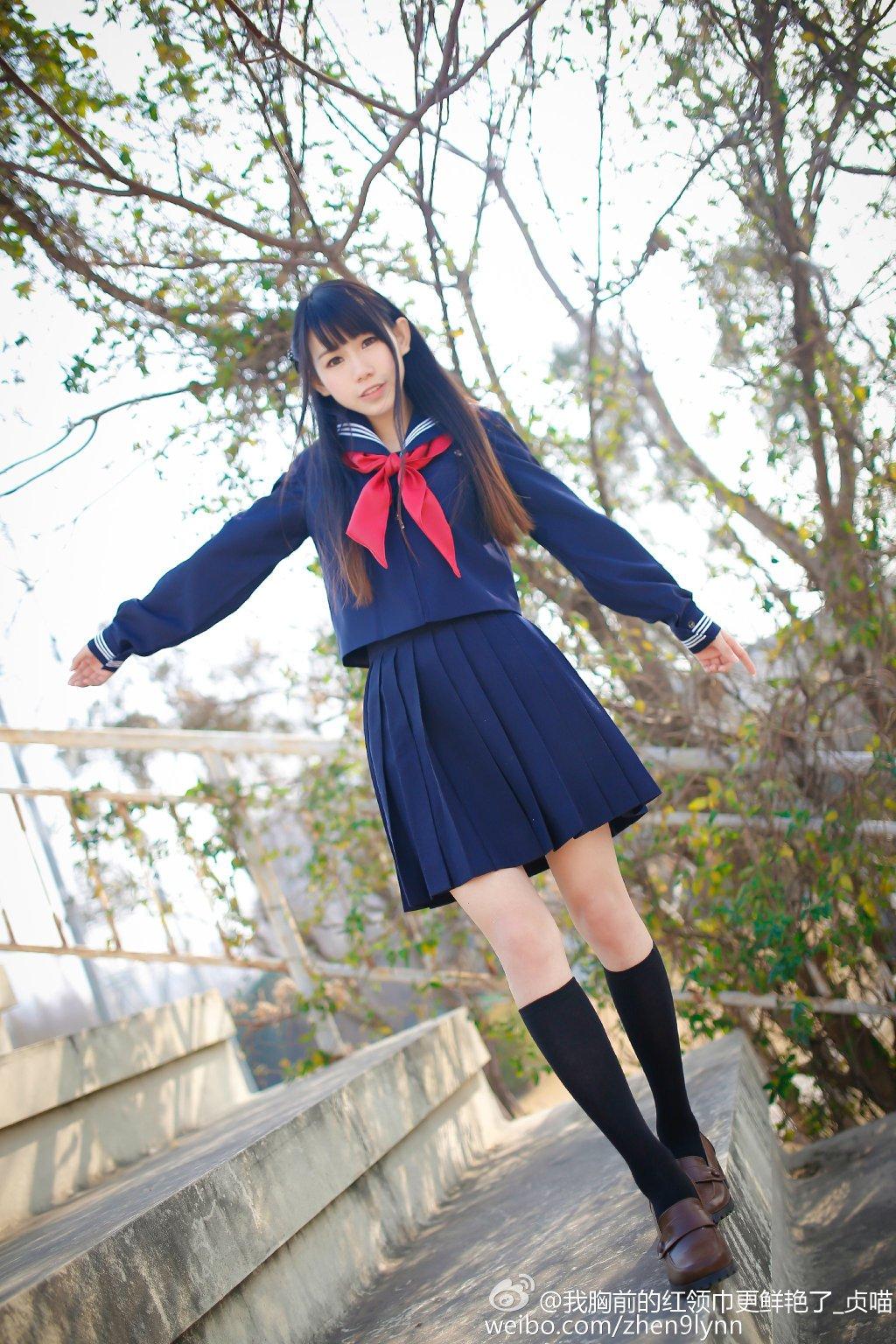 Sailor Girl Halloween Costume