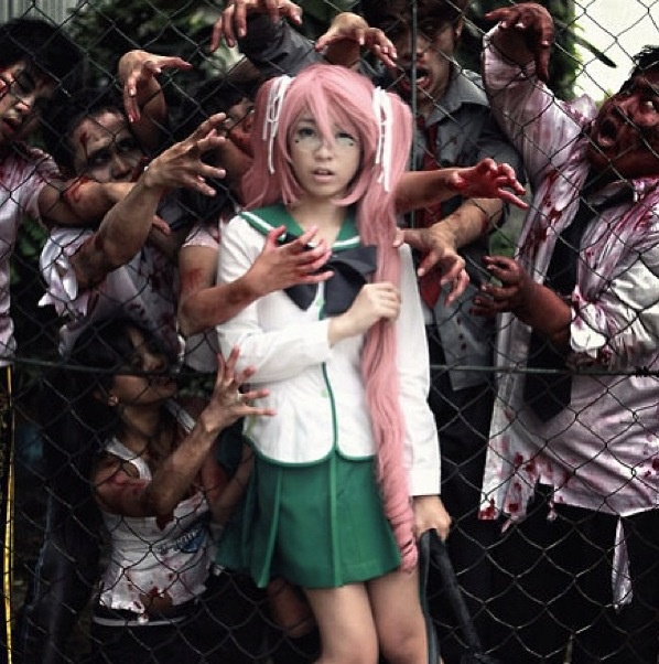 Cosplay Tips for High School of the Dead Fans