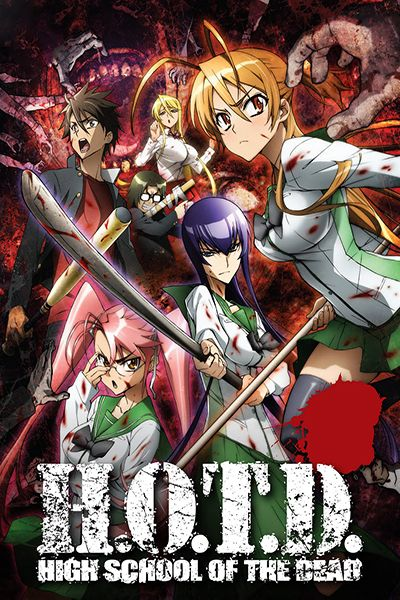 Cosplay Bring Back Highschool of the Dead