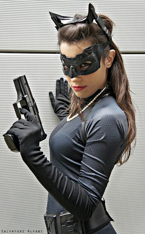 Sexy Catwoman Cosplays from The Dark Knight Rises