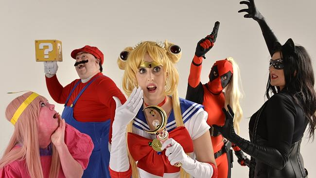 Comic-Con Makes Cosplayers' Fantasy a Reality