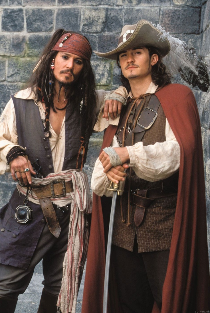 Cosplay Takes You to Meet the Hero of Pirates of the Caribbean