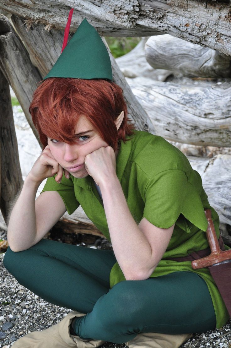 Show Your Love to Peter Pan by Cosplaying it