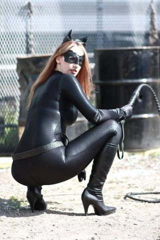 Amazing Cosplays for The Dark Knight Rises