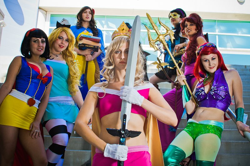 Crazy Cosplayers Made Disney Characters Cooler