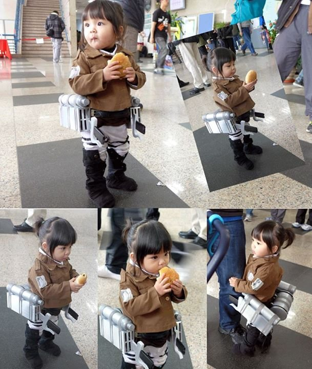 6 Attack On Titan Cosplayers Who Brought Anime To Life