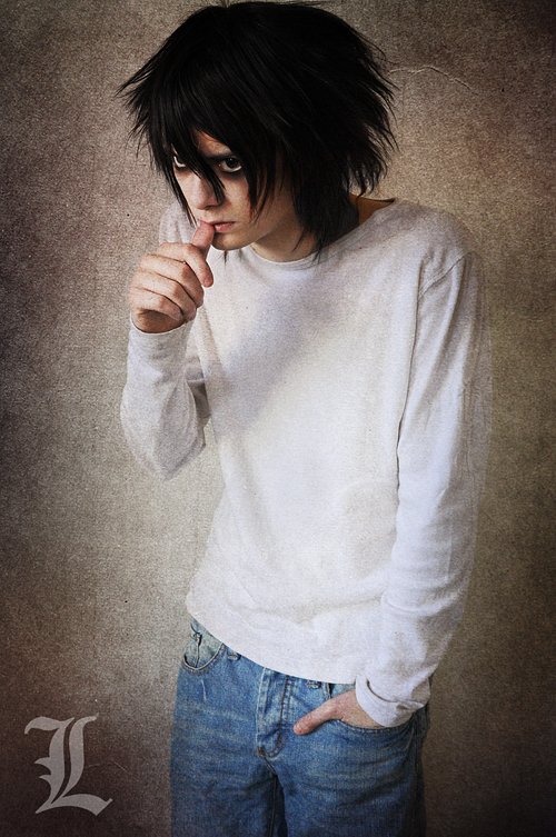 Tips To Cosplay Lawliet From Death Note