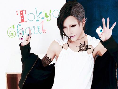 Creative Tokyo Ghoul Cosplays
