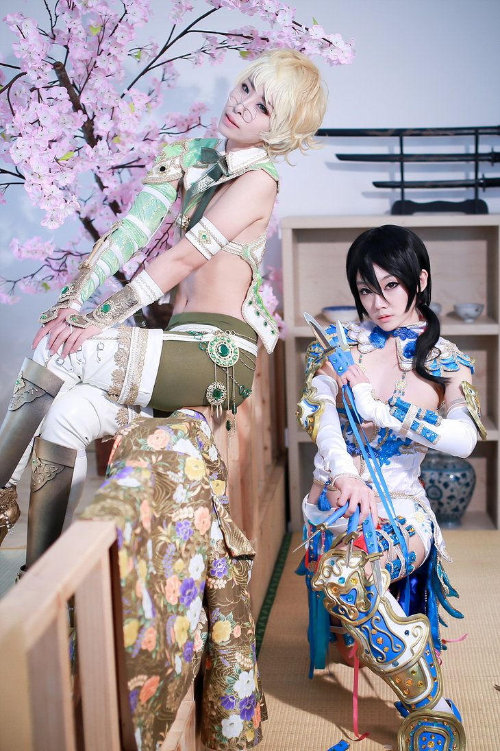 Cosplay What You Like