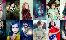 Wonderful Cosplay Photos from A Mother and Her Daughter
