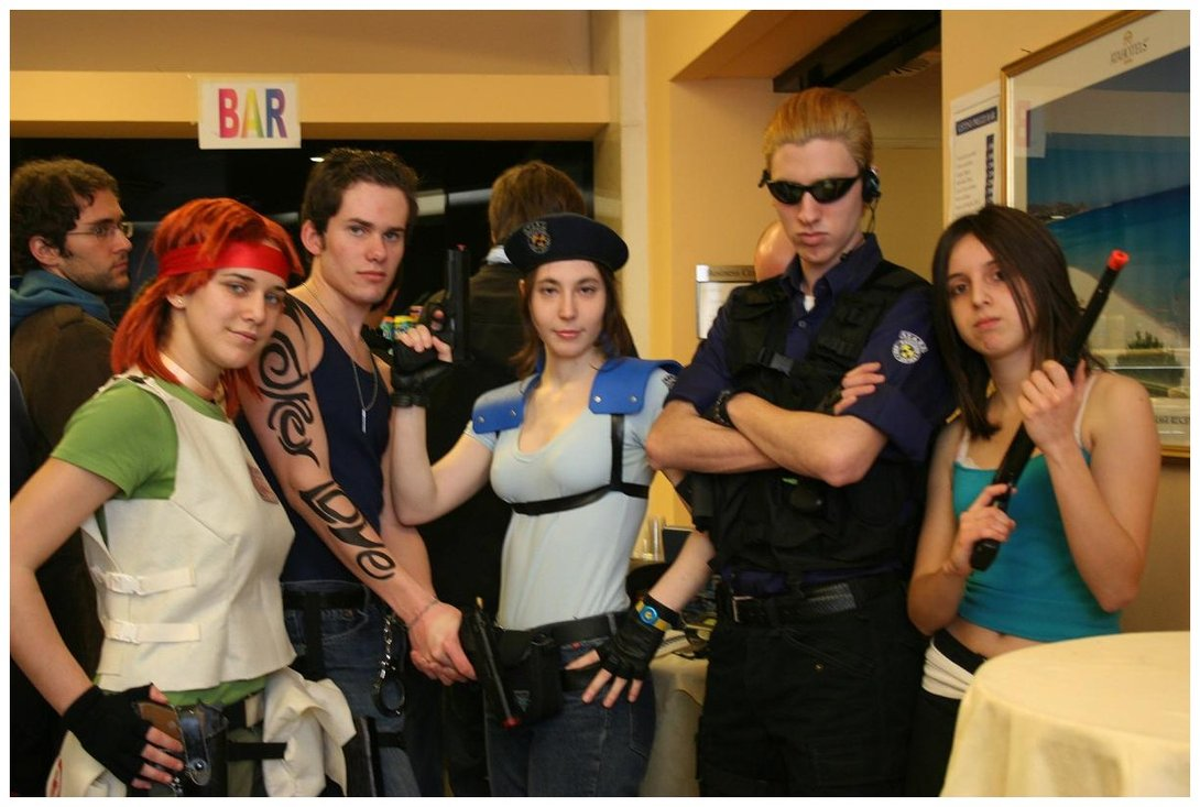 Know the Following Information before Cosplay Resident Evil