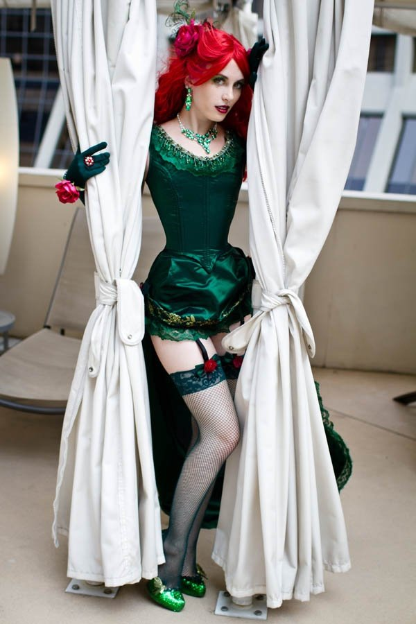 steampunk-poison-ivy-cosplay