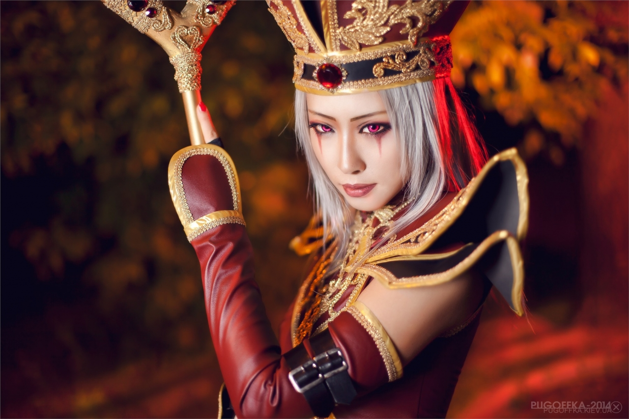 16 Wonderful Game Character Cosplay Photos