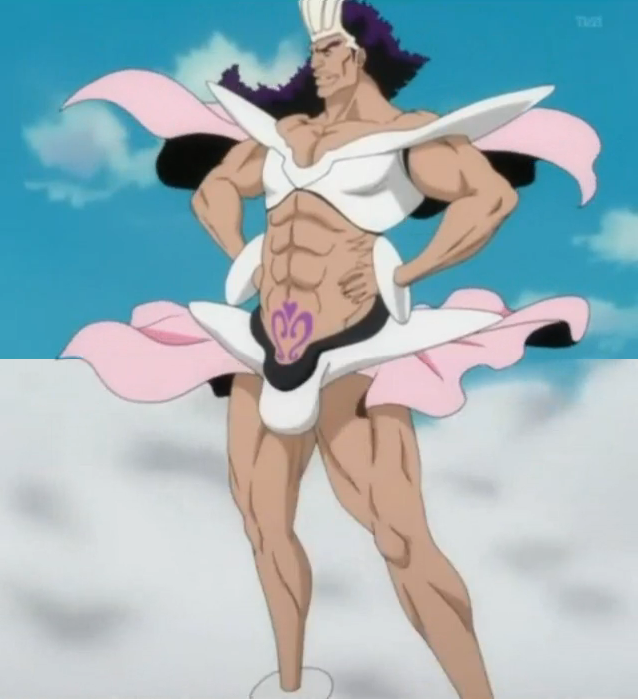 19 Most Ridiculous Anime Outfits That Are Both Insane And Awesome