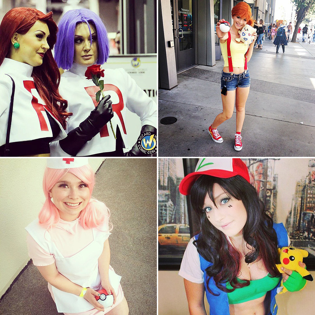 Anime Costumes For Halloween
