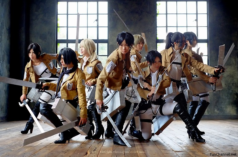 People Get More Anime Information from Attack on Titan