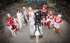 Beautiful Sword Art Online Cosplay