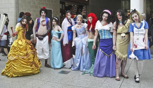 Excellent Disney Crossover Cosplays