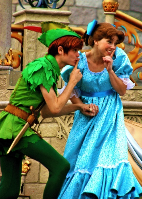Are You Ready To Take Adventure With Peter Pan Rolecosplay