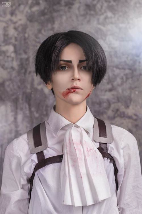 popular attack on titan characters cosplay rolecosplay
