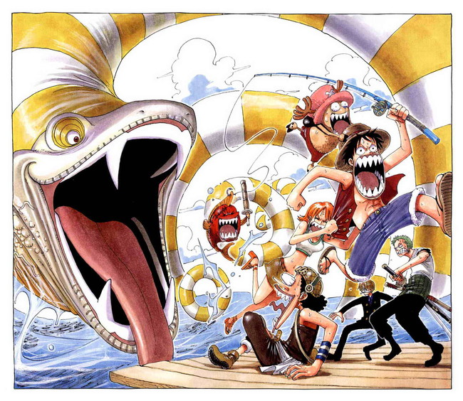 One Piece - Our Beloved Manga/ Anime