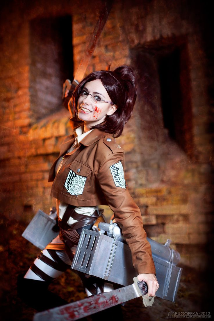Cosplay The Hero Of Attack On Titan Rolecosplay