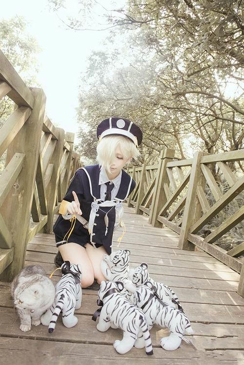 Touken Ranbu Gokotai cosplay1