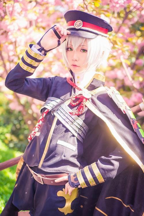 Touken Ranbu Uguisumaru cosplay5