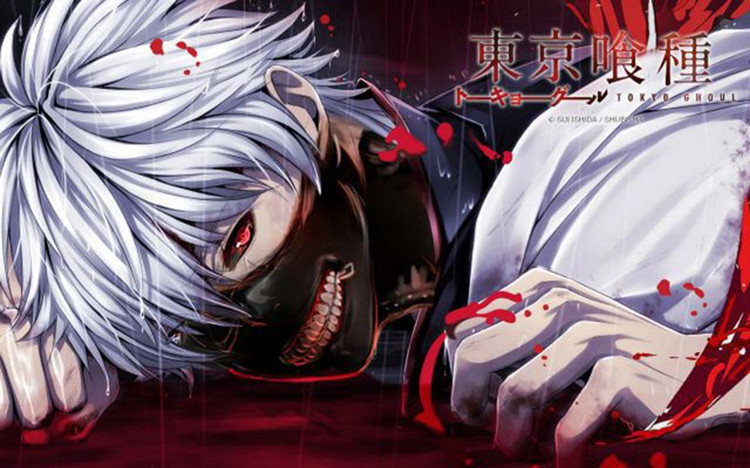 When Famous Anime Becomes Ghoul