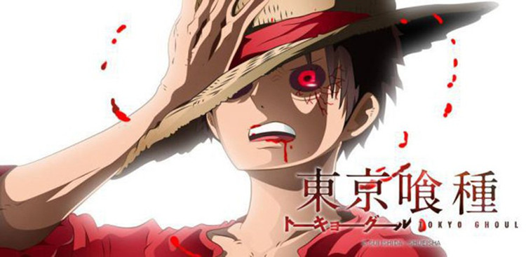 When Famous Anime Becomes Ghoul1