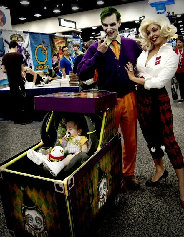 Top 14 Family Cosplay Ideas for Halloween - Rolecosplay