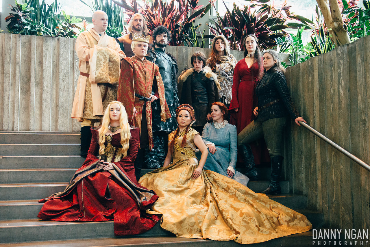 top 18 game of thrones cosplays that you don 39 t want to. Black Bedroom Furniture Sets. Home Design Ideas