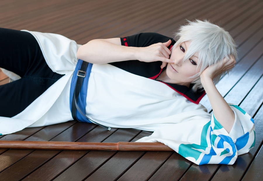 gintoki cosplay - photo #40